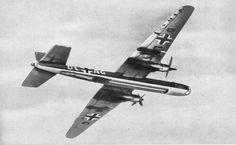Peter Brill, el joven piloto de la Luftwaffe que fue entrenado para bombardear Nueva York - Cuaderno de Historias