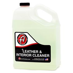 Introducing Adams Leather  Interior Cleaner Gallon. Get Your Car Parts Here and follow us for more updates!