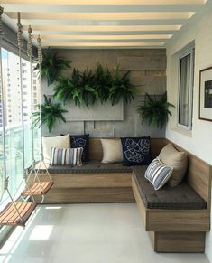 Home OfficeBalcony design is no question important for the see of the house. There are correspondingly many lovely ideas for balcony design. Here are many of the best balcony design. Small Balcony Decor, Small Terrace, Balcony Ideas, Glass Balcony, Balcony Swing, Balcony Garden, Small Balcony Design, Balcony Blinds, Balcony Bench