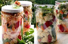 CONOPIDA MURATA Romanian Food, Romanian Recipes, Canning Recipes, Fresh Rolls, Celery, Pickles, Pantry, Mason Jars, Vegetables