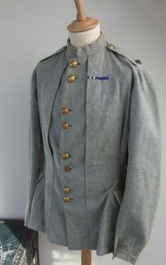 Coldstream Guards Sudan 1884-85 Blue-Gray Serge
