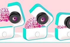 The Sublime and Scary Future of Cameras With A.I. Brains