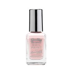 Barry M Gelly Nail Paint Rose Hip.