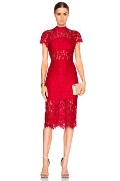 Bild 1 von Alexis Leona Dress in Red Trendy Dresses, Short Dresses, Girls Dresses, Red Fashion, Fashion Outfits, Red Frock, Dinner Gowns, Derby Outfits, Red Gowns