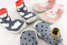 Baby Shoes, Slippers, Kids, Clothes, Fashion, Slipper Socks, Young Children, Outfits, Moda
