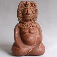 Mayan Corn Mother