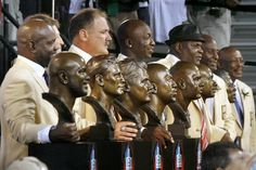 Quiet Passion at the NFL Hall of Fame Induction Ceremony   Washington Times Communities