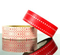 Image of Scratch + Dotted Line Washi Tape