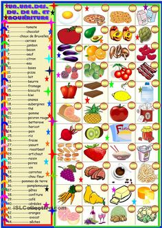 Printer Crafts Website Learn French Videos Tips France Referral: 2678736899 French Teaching Resources, Teaching French, Teaching Tools, Teaching Ideas, French Cafe, French Food, French Stuff, Oeuf Bacon, French Worksheets