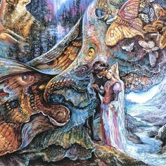 Josephine Wall Art Stars | Music, photos, gifs, promotion,writing,poetry,information,Fascination