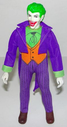 1974 The Joker (World's Greatest Super Heroes) action figure by Mego