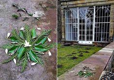 mano kellner, nature mandala im park Anxiety In Children, Park, Nature, Plants, Christmas, Mandalas, Friday, Lawn And Garden, Xmas