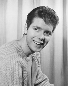 Young Cliff Richard