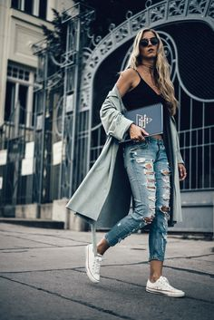Checkout Sunita Ramic's Inspire Post on with. Berlin, Mom Jeans, Fashion Accessories, Clothes For Women, Denim, Coat, Trench, Womens Fashion, Women's Clothing