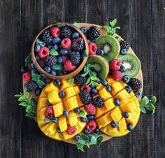 alivehealthy: Which one is your favourite fruit? - January 08 2019 at - Amazing Ideas - and Inspiration - Yummy Recipes - Paradise - - Vegan Vegetarian And Delicious Nutritious Meals - Weighloss Motivation - Healthy Lifestyle Choices Healthy Fruits, Fruits And Veggies, Healthy Snacks, Healthy Recipes, Eating Healthy, Juice Recipes, Nutritious Meals, Yummy Snacks, Yummy Recipes