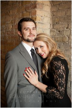 Rachel & Josh :: Engagement Photography :: {Minneapolis, MN}