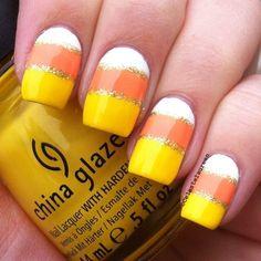 halloween by celestelaureen #nail #nails #nailart