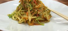 Low Carb Vegetable Lo Mein