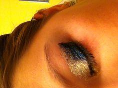 Cheerleading makeup #allstarcheer #cheerleading #makeup