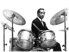 Clyde Stubblefield......probably the most sampled drummer!