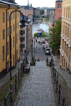 A walk on Södermalm during summer is always a good idea. Be sure not to miss one of Stockholm's best neighborhoods when you are here.