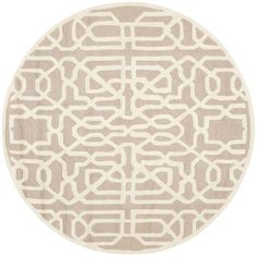 Safavieh Handmade Cambridge / Ivory Rug