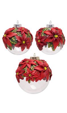 Jewelry Design - Three Piece Ornament Set with Premo! Sculpey™ Polymer Clay - Fire Mountain Gems and Beads                                                                                                                                                                                 More