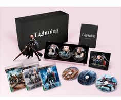 Final Fantasy XIII Lightning Returns Limited Edition!!!   Www.fine-treasures.com