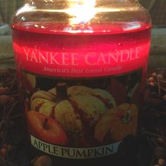 I love this new candle from Yankee Candle! #myfave