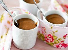 Brigadeiro de Capuccino Ingredientes: 1 lata de leite condensado 4 colheres (sopa) de Cappuccino em pó 1 colher (sopa) de manteiga confeitos de açúcar para decorar. Modo de preparo: Em uma panela, coloque o leite condensado, o Cappuccino e a manteiga. Leve ao fogo, mexendo sempre, até soltar do fundo da panela. Desligue. Coloque nos copinhos ainda quente e polvilhe com chocolate em pó. Decore com os confeitos de açúcar, nozes picadas ou grãos de café.