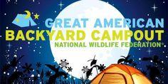 June 27  Great American Backyard Campout