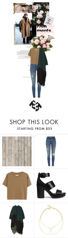 """""""I like those nights falling asleep talking with you"""" by djdanny ❤ liked on Polyvore featuring NLXL, River Island, Madewell, H&M, Burberry and Marc by Marc Jacobs"""