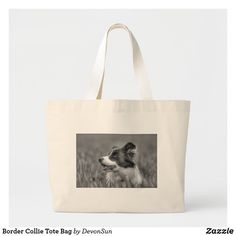 Shop Border Collie Tote Bag created by DevonSun. Border Collie Art, Collie Dog, Holiday Photos, Custom Clothes, Pet Dogs, Art For Kids, Dog Lovers, Reusable Tote Bags, Holiday Pictures