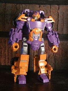 Transformers custom Impactor.