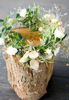 Enchanted Forest Flower Ideas