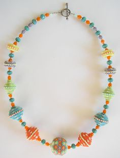 Cool Color Combo for Handmade JewelriesHandmade-Jewelry-Club