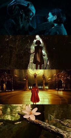 Pan's Labyrinth. Seriously one of the best movies.