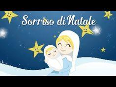 BUON NATALE - Sorriso di Natale - Canzoni per bambini di Mela Music - YouTube