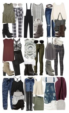 """""""Amy Raudenfeld Inspired Outfits"""" by veterization ❤ liked on Polyvore featuring Free People, Hye Park and Lune, 3.1 Phillip Lim, Raquel Allegra, DL1961 Premium Denim, MANGO, Zara, Topshop, Express and Charlotte Russe"""
