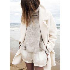 B E I G E #fashion #style Reposted Via @snobfashionblog