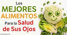 Algunos de los nutrientes más importantes para la salud de los ojos son la luteína y la zeaxantina que se encuentran en los vegetales de hoja verde. http://articulos.mercola.com/sitios/articulos/archivo/2016/09/19/alimentos-para-mejorar-la-vision.aspx