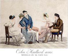 The Commonwealth Vintage Dancers Regency Costuming