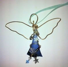 100 Angel Project Angel 14 by TANGORADESIGNS on Etsy, $30.00