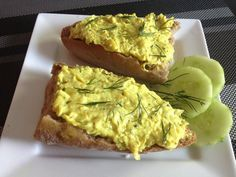 Home - Receptik. Snack Recipes, Cooking Recipes, Snacks, Tasty Dishes, Avocado Toast, Food And Drink, Appetizers, Low Carb, Vegetarian