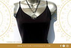 Collar Árbol PMA by Pilar Justo