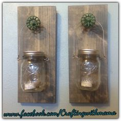 A personal favorite from my Etsy shop https://www.etsy.com/listing/221103291/redneck-sconces-set-of-2-homedecor