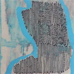 dionne swift textile design Textile Design, Textile Art, Stitch 2, Textures Patterns, Surface Design, Fiber Art, Needlepoint, Weaving, Swift
