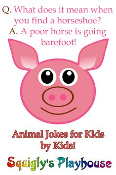 Read our collection of funny jokes, riddles and knock knock jokes about animals.