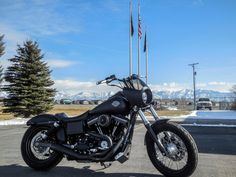 Customized 2014 Street Bob from Yellowstone Harley-Davidson