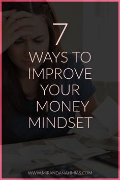 Struggling with money in your Here are 7 ways you can improve your money mindset as a female // Miranda Nahmias & Co. Score New Clients and Explode Your Business with Systemized Marketing Make Money Blogging, Money Tips, Make Money Online, How To Make Money, Business Entrepreneur, Business Tips, Online Business, Creative Business, Business Meme